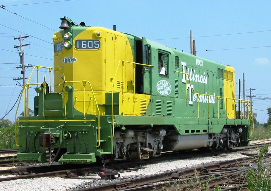 ITC 1605 GP7